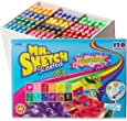 Mr. Sketch Washable Scented Stix Markers, Fine Tip, 120-Count