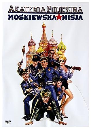 Loca academia de policĂa: misiĂln en MoscĂş DVD Audio español ...