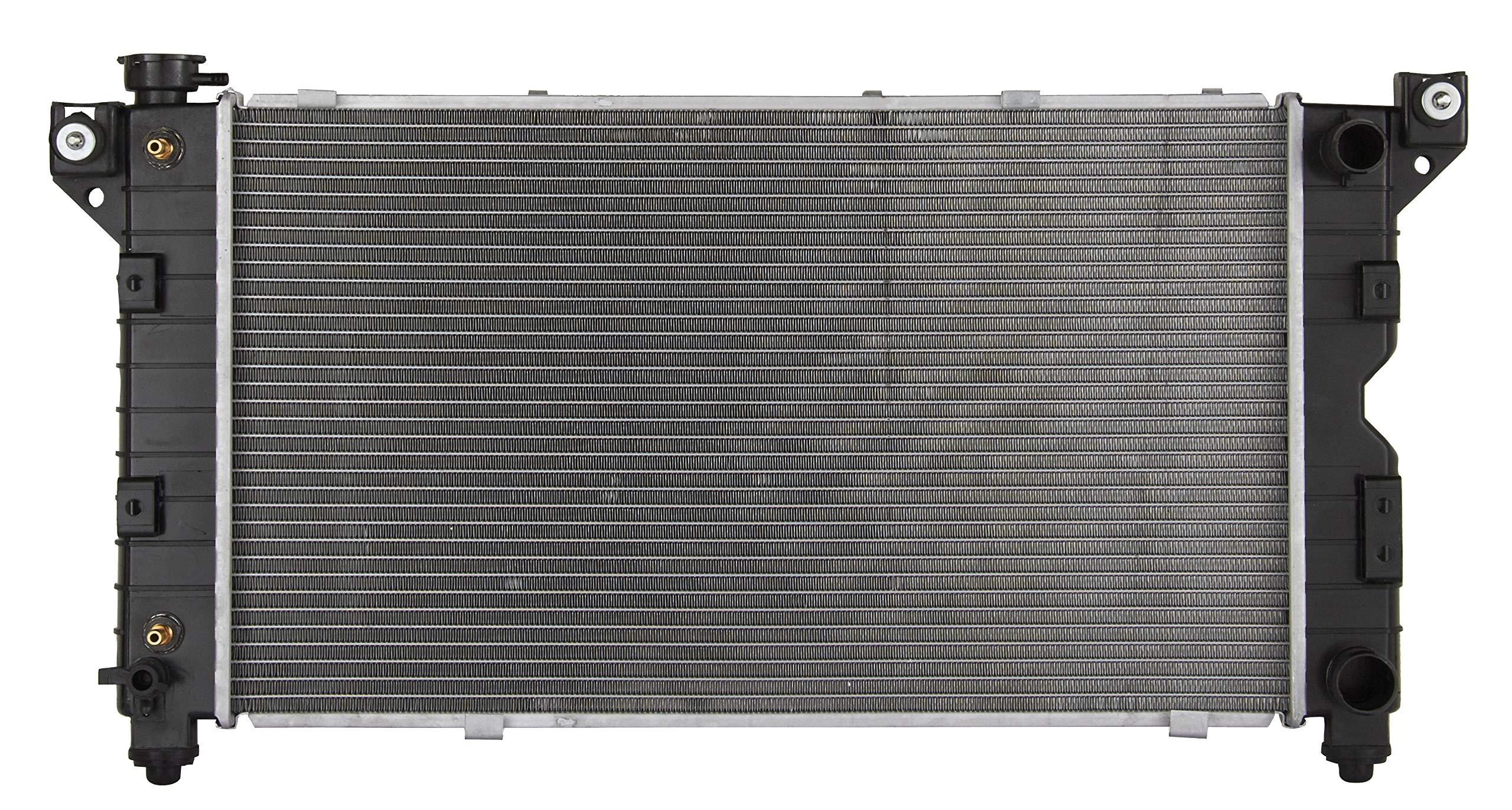 Spectra Premium CU1850 Complete Radiator for Chrysler/Dodge