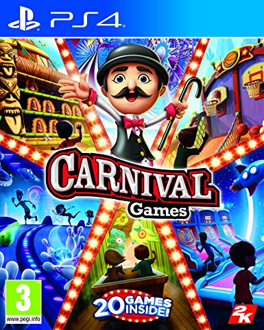 Carnival Games - PlayStation 4 [Importación inglesa]: Amazon.es ...