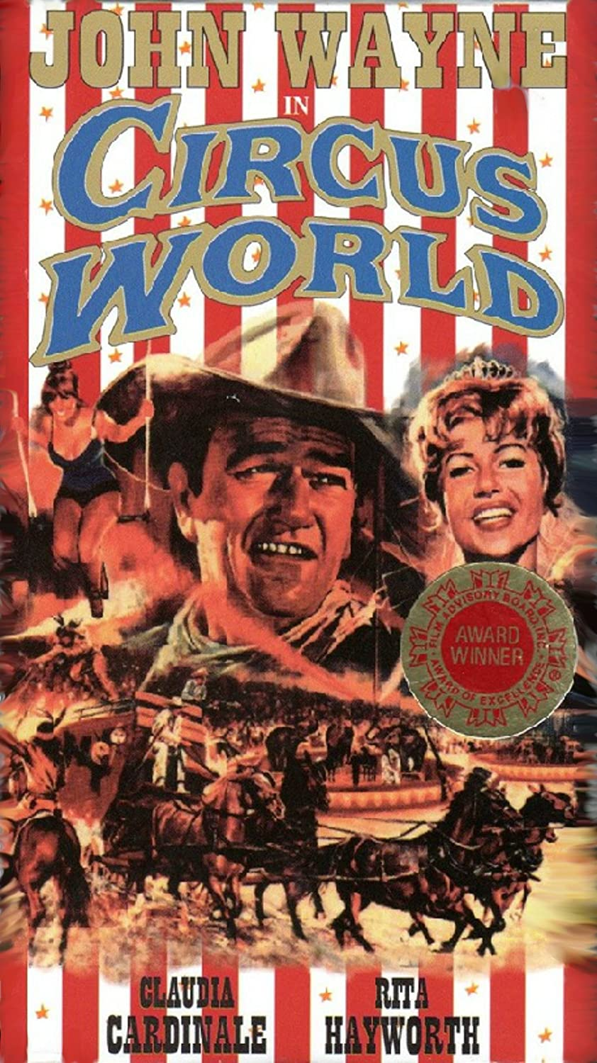 Amazon.com: Circus World: John Wayne, Rita Hayworth, Claudia ...