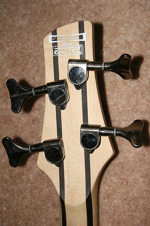 Ibanez SDGR Soundgear morado para bajo eléctrico de 4 cuerdas: Amazon.es: Instrumentos musicales