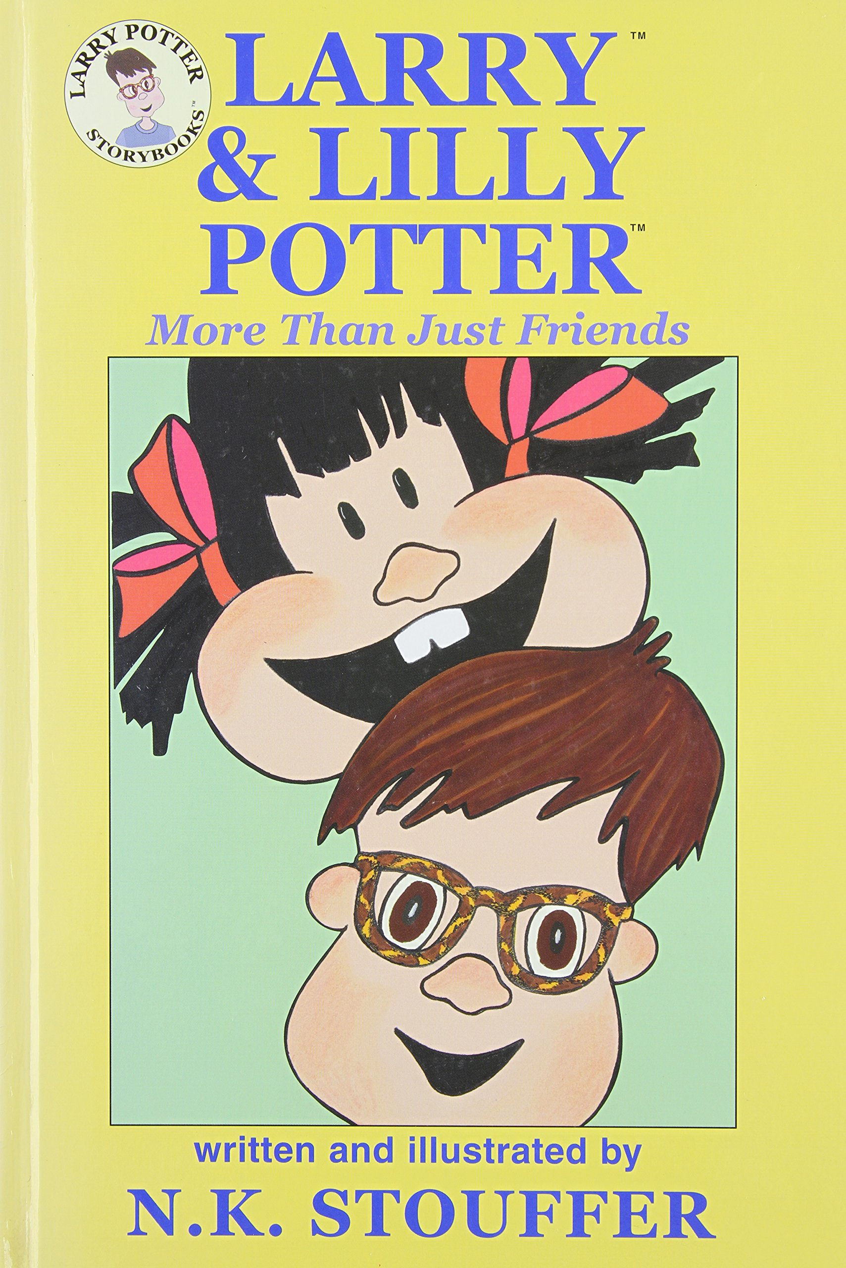 Download Larry & Lilly Potter: More Than Just Friends pdf epub