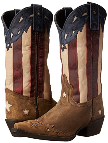 5ef7642090c American Flag Cowgirl Boots For Women: Our Best 5 - August 2019