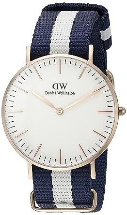 Daniel wellington damen armbanduhr classic