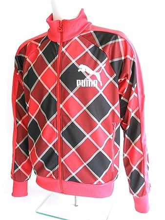 puma heroes t7 track ribbon red track jacket streetwear shop closer ... 8e39fd36b