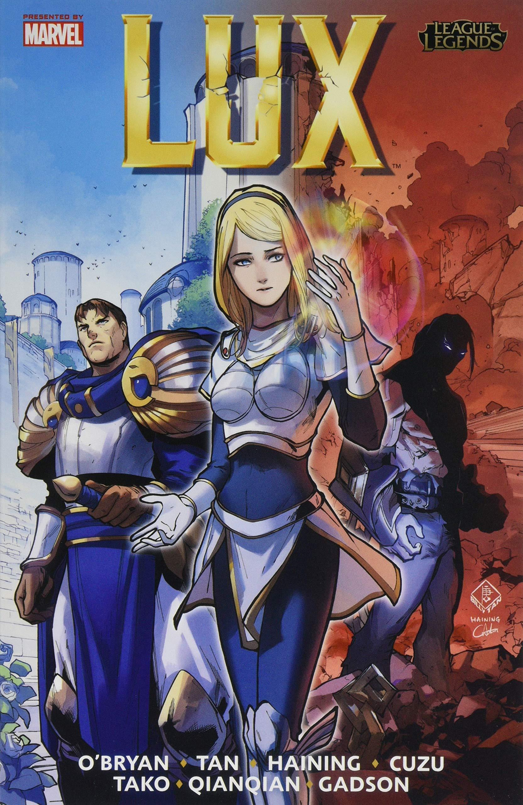 Obryan, J: League Of Legends: Lux: Amazon.es: OBryan, John, Tan, Billy: Libros en idiomas extranjeros