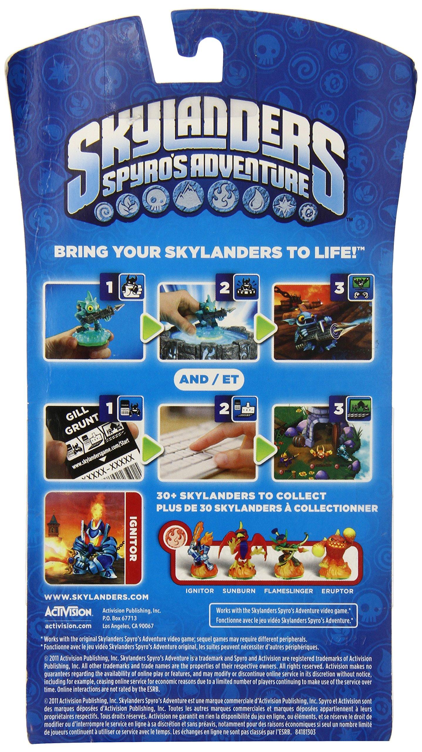Skylanders Spyro's Adventure: Ignitor by Activision (Image #2)