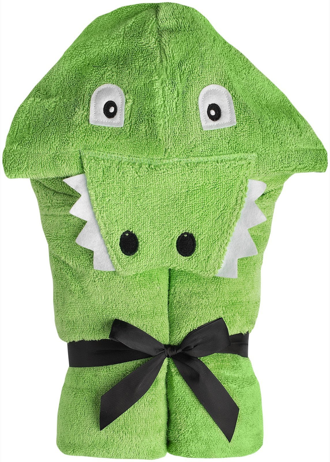 Yikes Twins Child Hooded Towel - Alligator by Yikes Twins