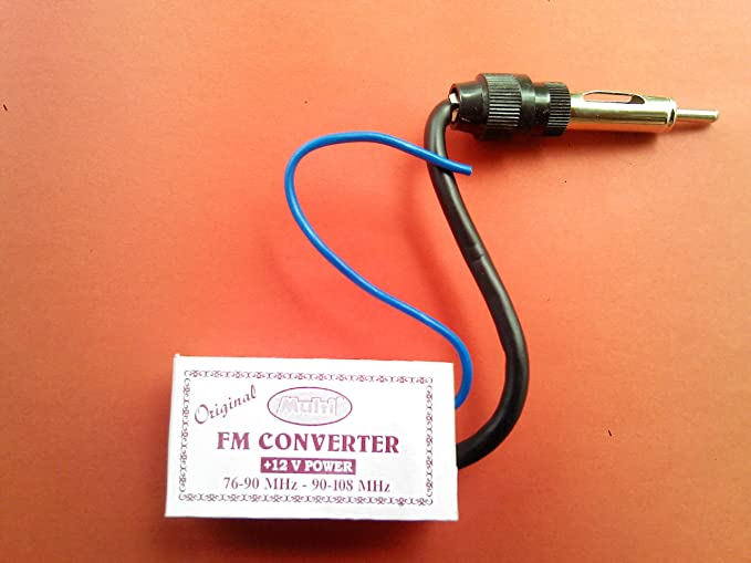 Fm Converter Japan Car Radio Fm Band Frequency Expander Converter 76mhz 96mhz To 88mhz 108mhz