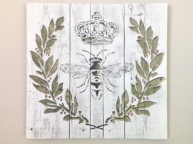 Amazon.com: Queen Bee sign: Handmade