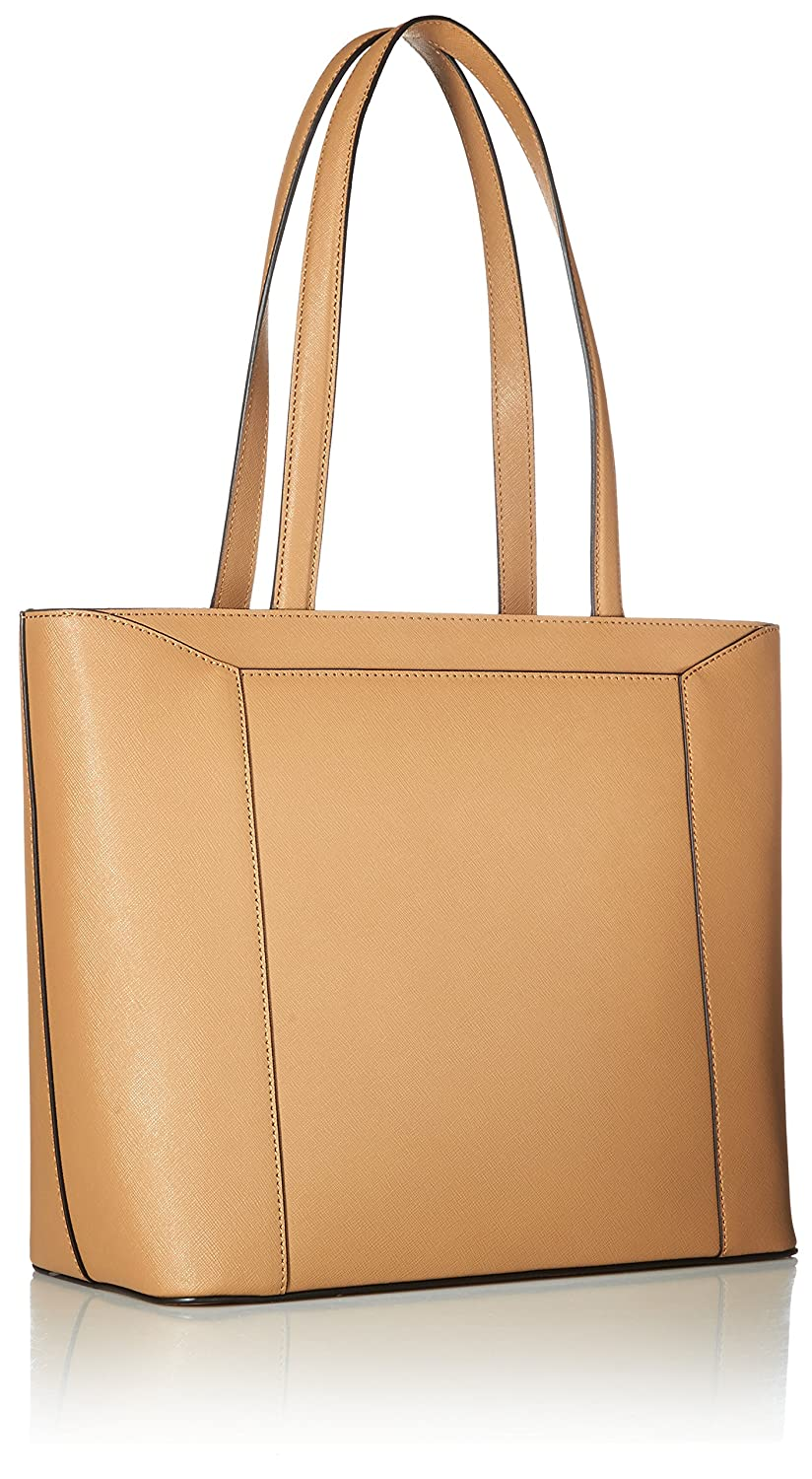 Amazon.com  Calvin Klein Mara Saffiano East West Tote  Clothing 1648ca39092a7