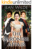 The Baroness Affair (The Scarlet Salon Book 3)
