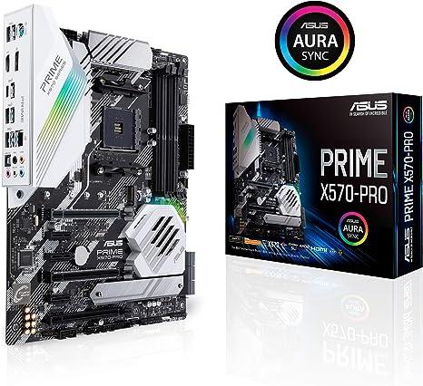 Amazon.com: Asus Prime X570-Pro Ryzen 3 AM4 con PCIe Gen4 ...