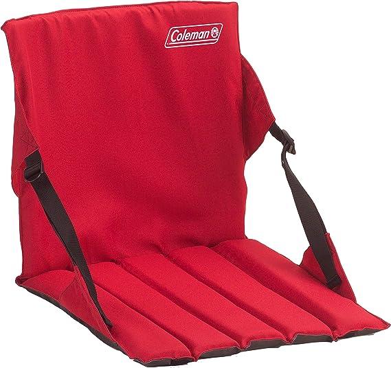 Camping Folding Seat Cushion Mat Stadium Concert Moisture Proof Pad Black