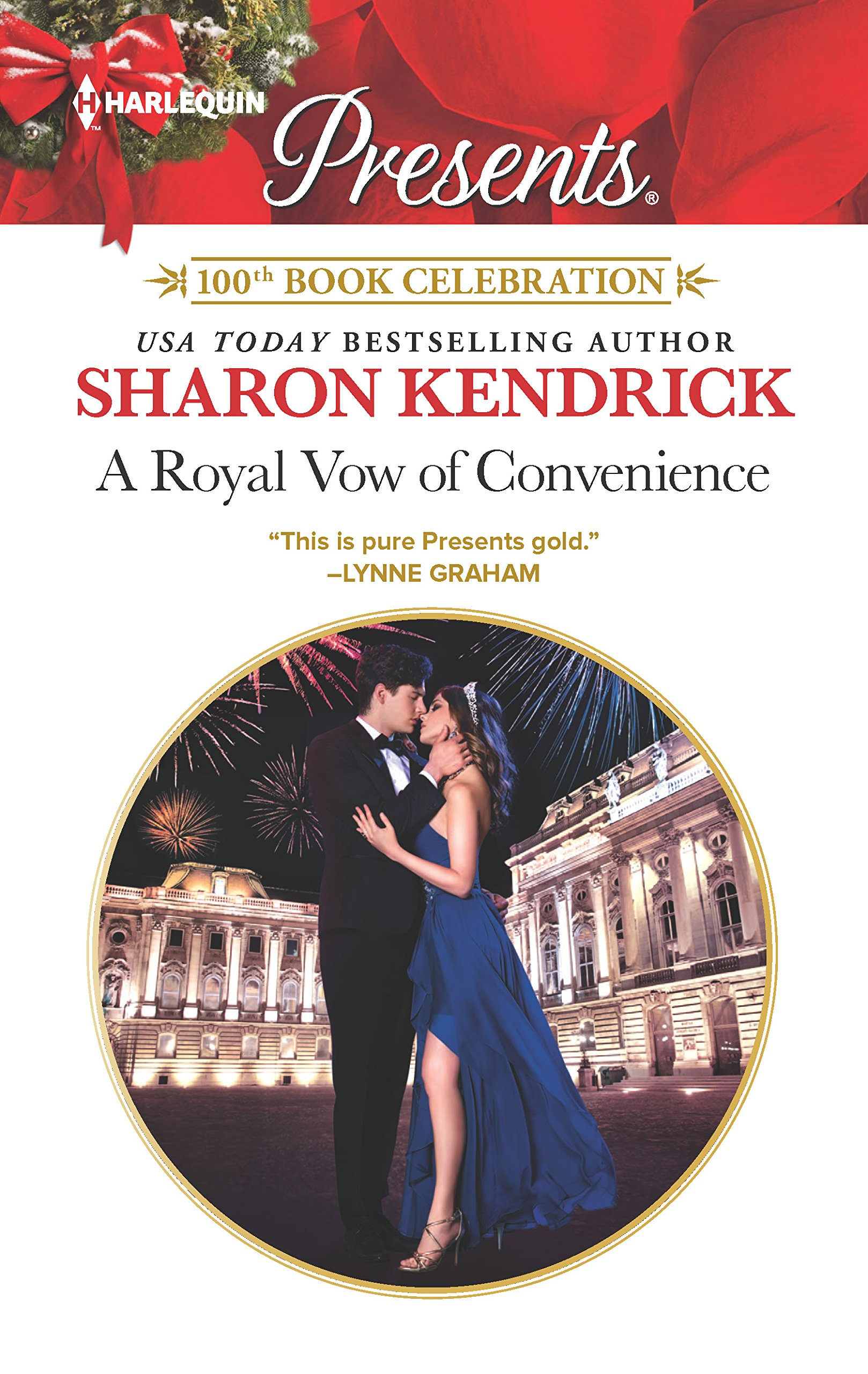 A Royal Vow of Convenience (Harlequin Presents): Sharon