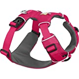 RUFFWEAR PINK FRONT RANGE DOG HARNESS ♦ ALL DAY TRAINING ADJUSTABLE ADVENTURE HARNESS ♦ ALL SIZES