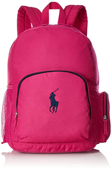 Ralph Lauren Girls  Campus Backpack  Amazon.co.uk  Shoes   Bags ed0d7e5209b7c