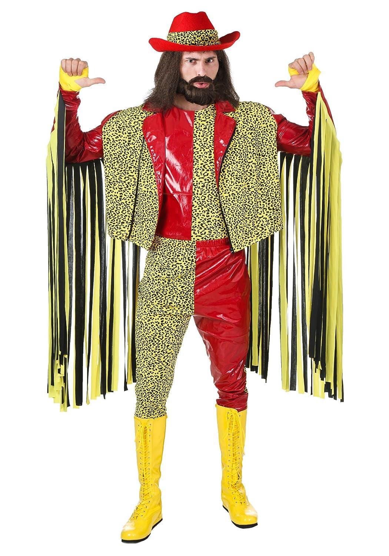 amazoncom funcostumes macho man randy savage plus size wwe costume clothing