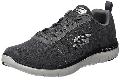 Skechers Flex Advantage 2.0, Zapatillas de Deporte Exterior para Hombre: Skechers: Amazon.es: Zapatos y complementos