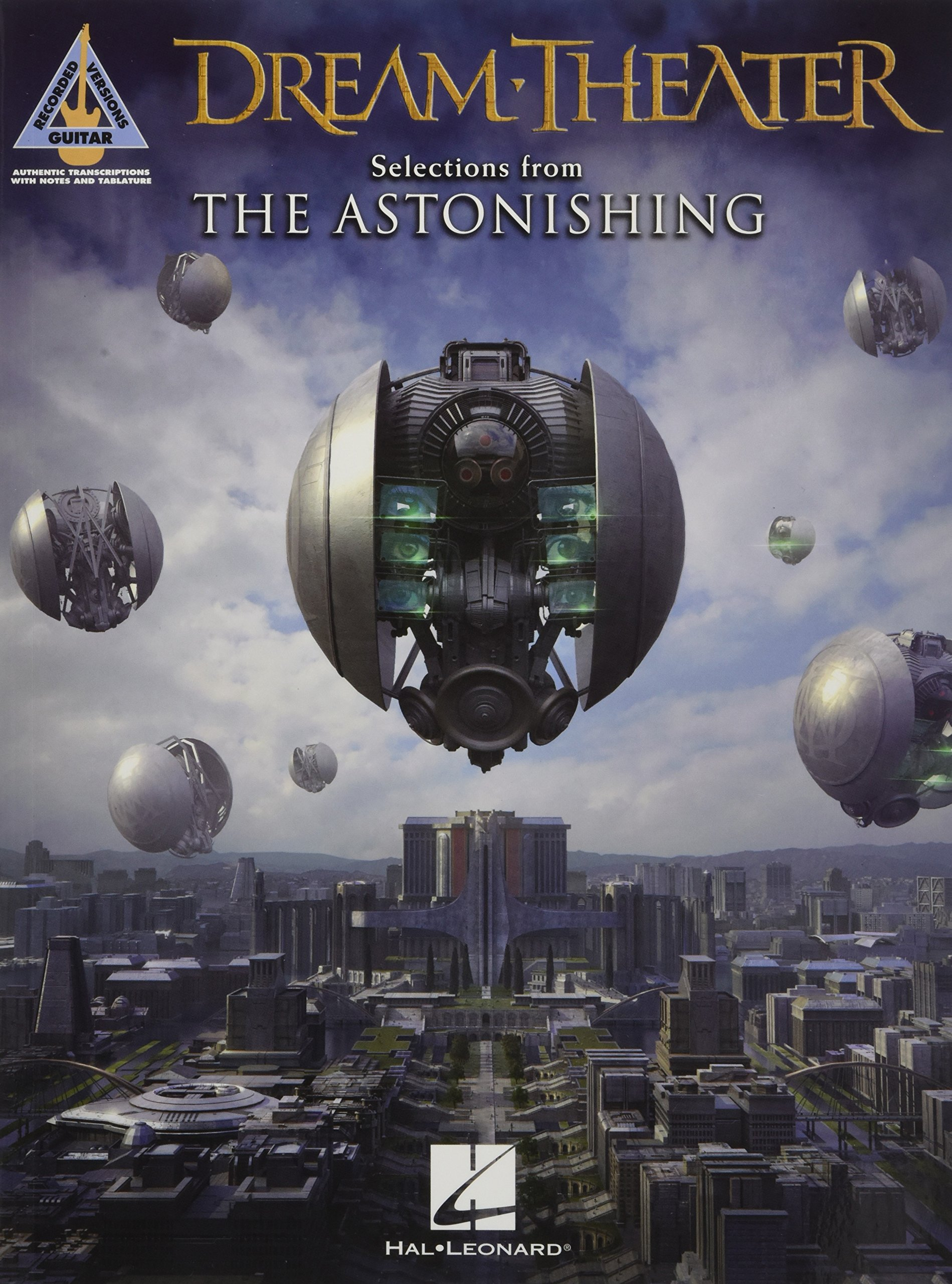 Dream Theater - Selections from The Astonishing: Guitar Recorded Versions