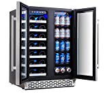 Phiestina Wine and Beverage Refrigerator | 24