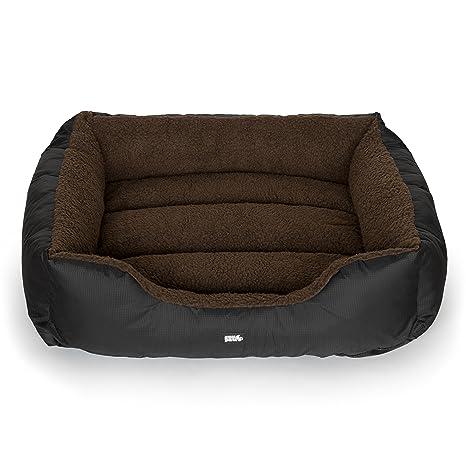 Cama para perro Snugpaw fácil de limpiar, 3 tamaños, color