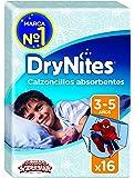 Huggies DryNites Pyjama Pants for Boys 3 - 5 Years (16 - 57 kg) 2 x Pack of 16