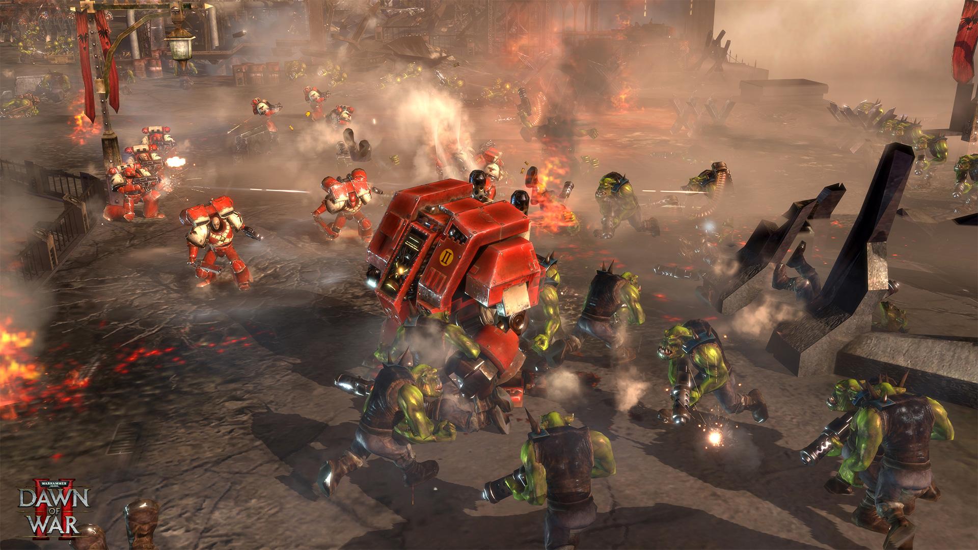 Amazoncom Warhammer 40000 Dawn Of War Ii Online Game Code