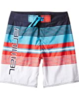 Animal Boy's Torrel Striped Swim Shorts