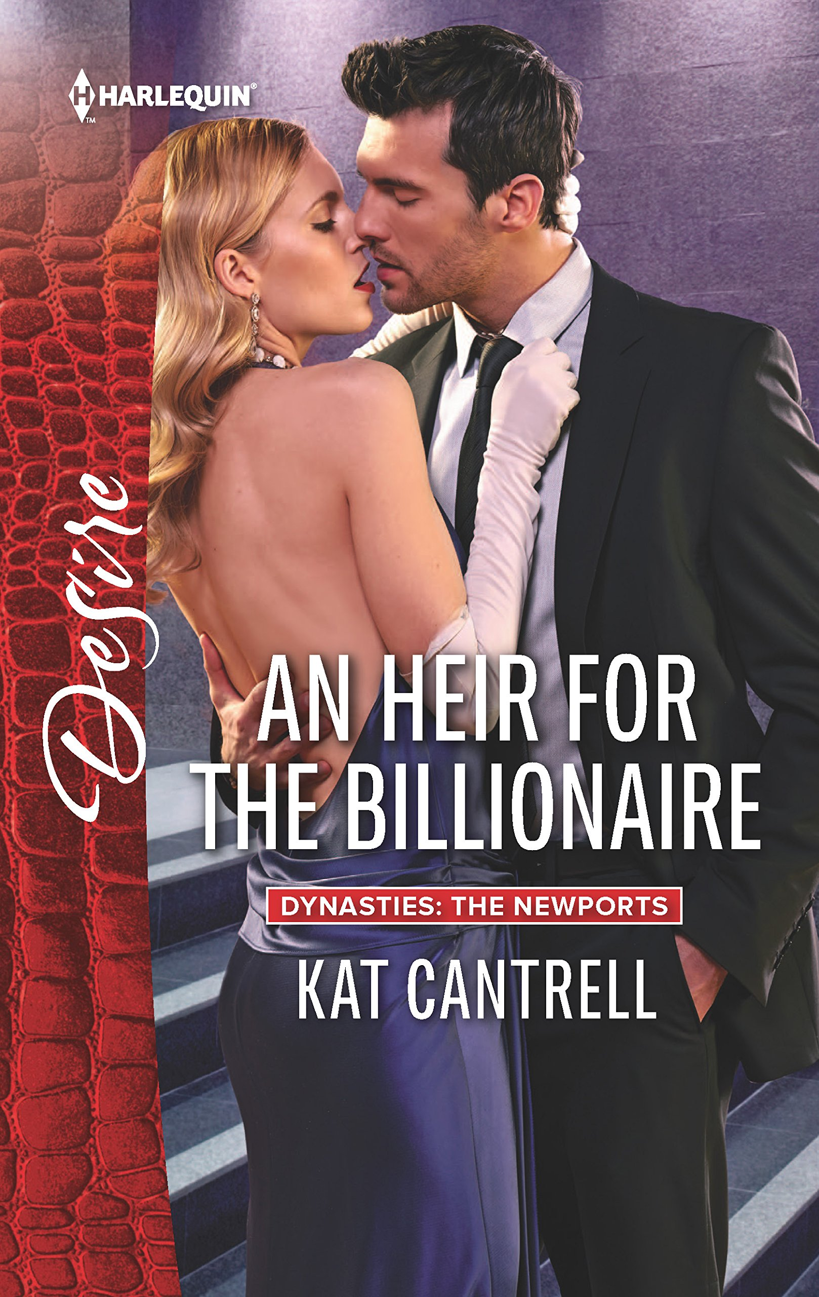 Download An Heir for the Billionaire (Dynasties: The Newports) pdf