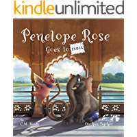 Penelope Rose Goes to India