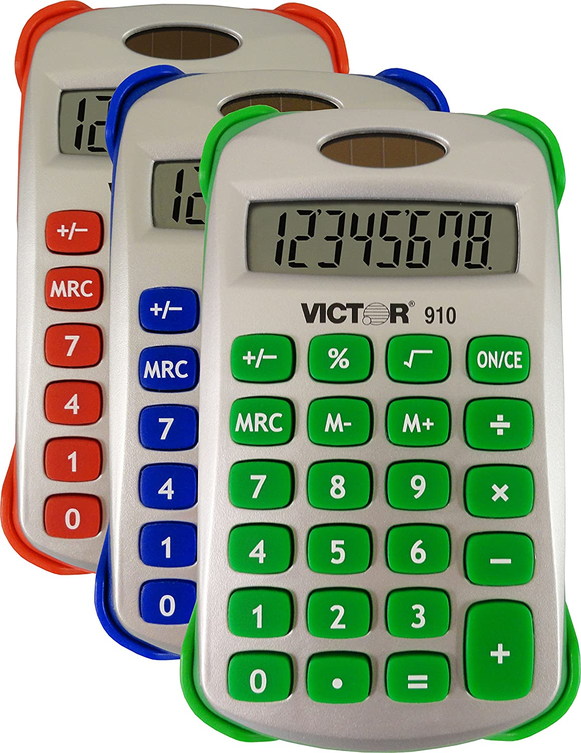 Victor Technology 910 Standard Function Calculator VCT910 Desk Accessories