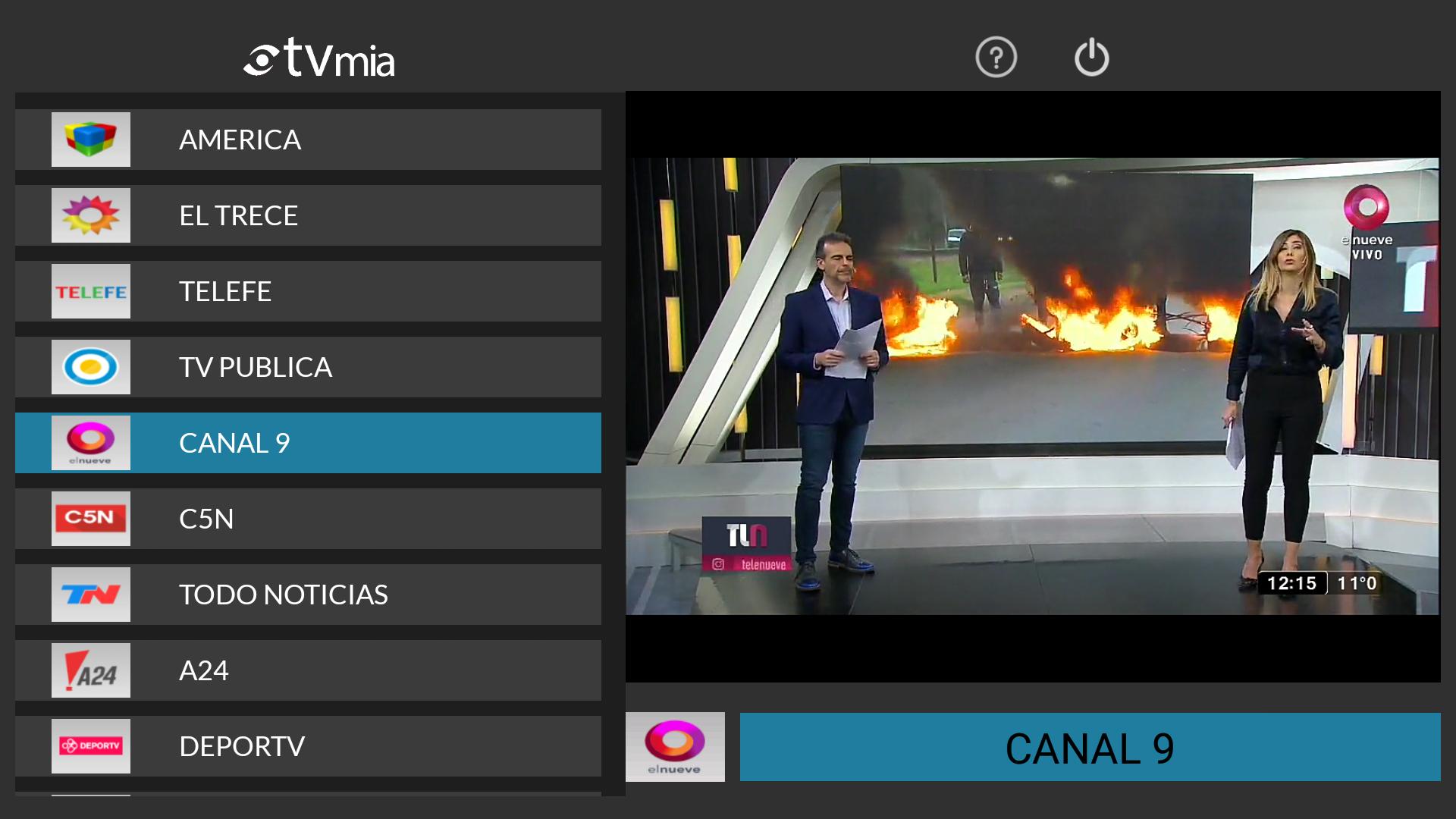 Tvmia Arg: Amazon.es: Appstore para Android