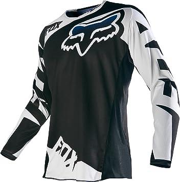 Fox Racing 2016 180 Race Men s Dirt Bike Motorcycle Jerseys - Black   Small 60b7ed3d7