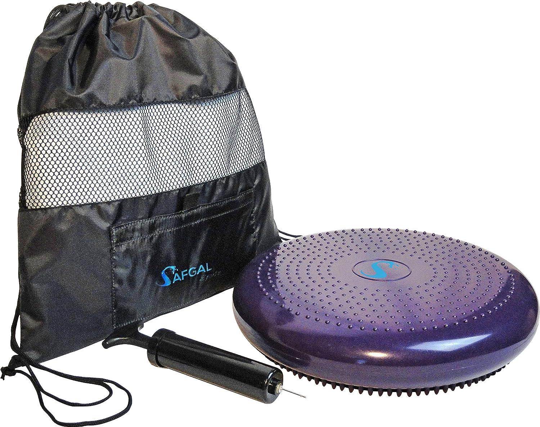 Safgal Stability Balance Cushion Backpack Image 1