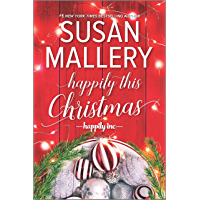 Happily This Christmas: A Novel (Happily Inc Book 6) book cover
