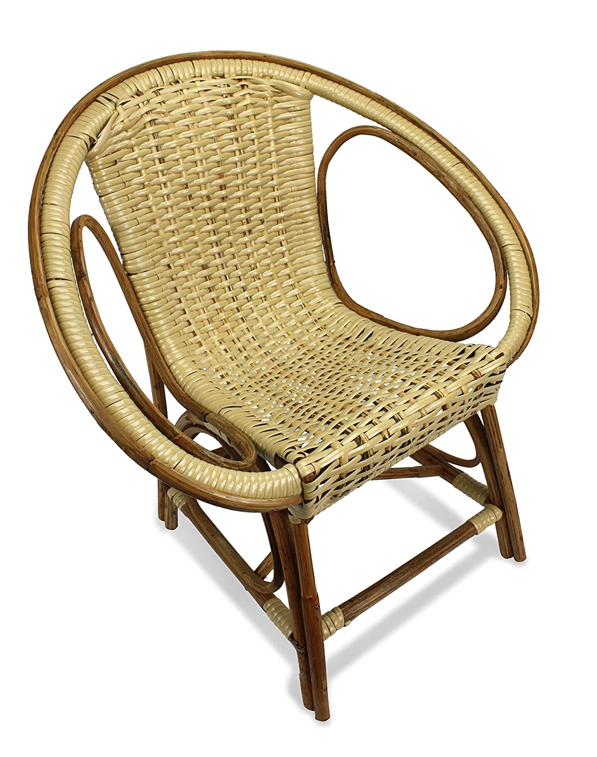 Farang Child's Bamboo Chair