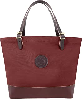 product image for Duluth Pack Market Deluxe Tote (Burgundy)