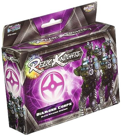 Amazon.com: Ninja Division Diamond Corps Board Game: Toys ...