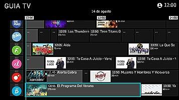 Mitele: TV online y a la carta: Amazon.es: Appstore para Android