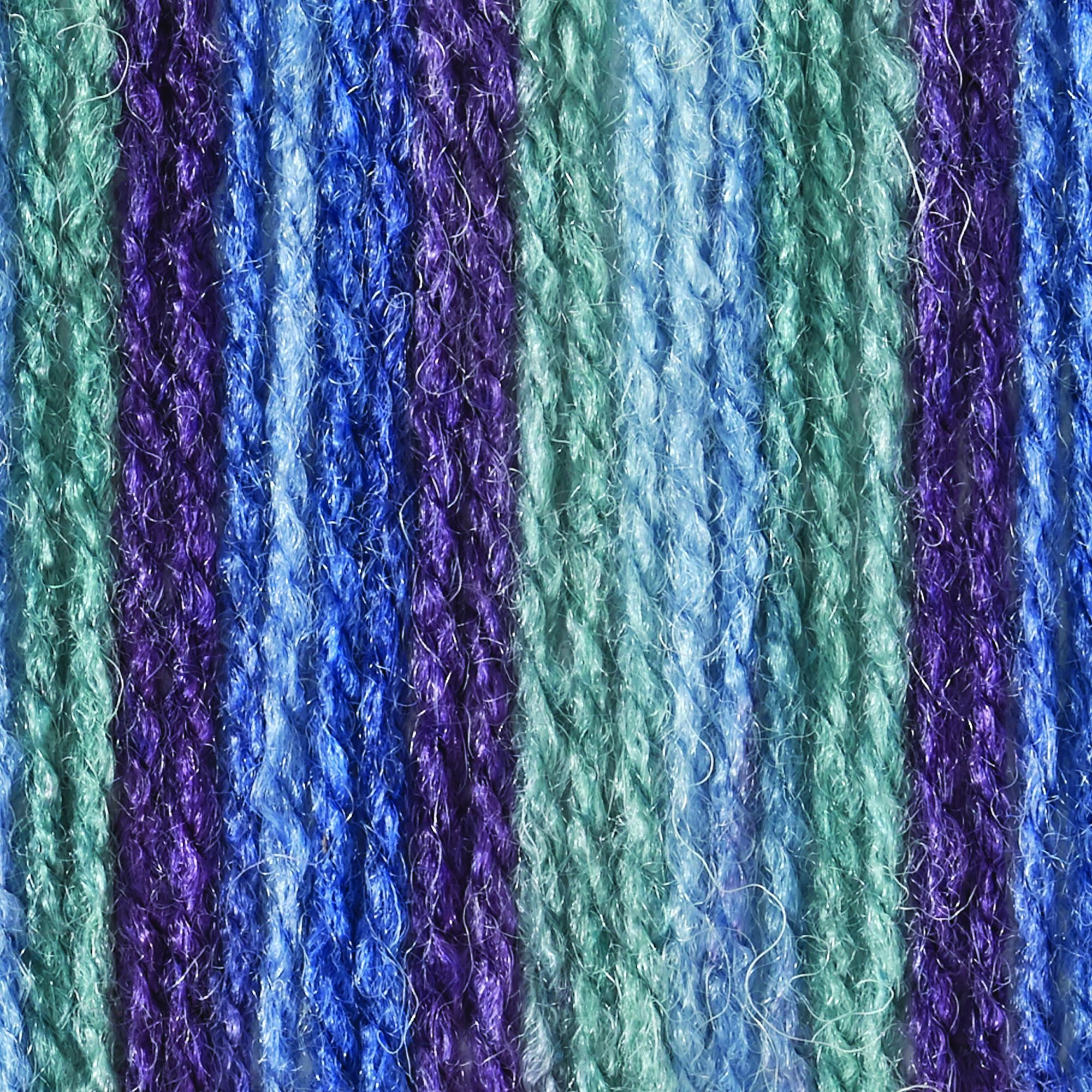 Patons  Decor Yarn - (4) Medium Worsted Gauge  - 3.5oz -  Mountain Top  -   For Crochet, Knitting & Crafting by Patons (Image #3)