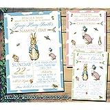 Pack Of 10 Beatrix Potter Peter Rabbit Invitations Amazon Co Uk
