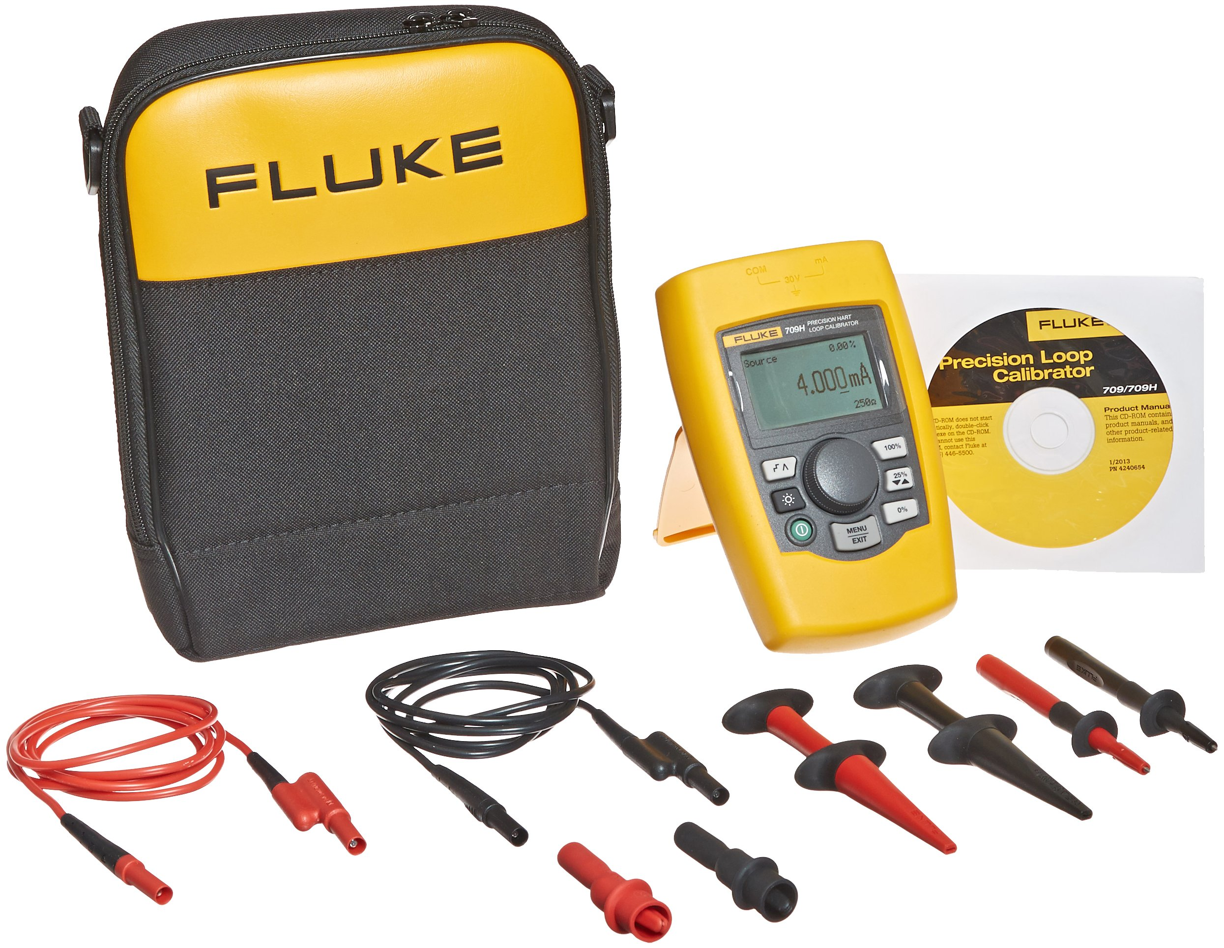 Fluke 709H Loop Calibrator with HART communication