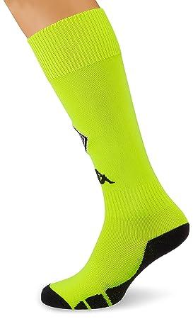 Kappa Calcetines Portero de fútbol Hombre, Otoño-Invierno, Hombre, Color 298 Safety