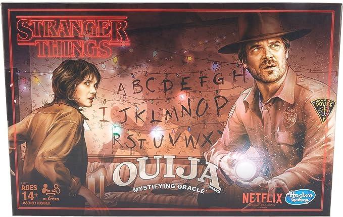 Stranger Things Ouija Game Standard: Amazon.es: Juguetes y juegos