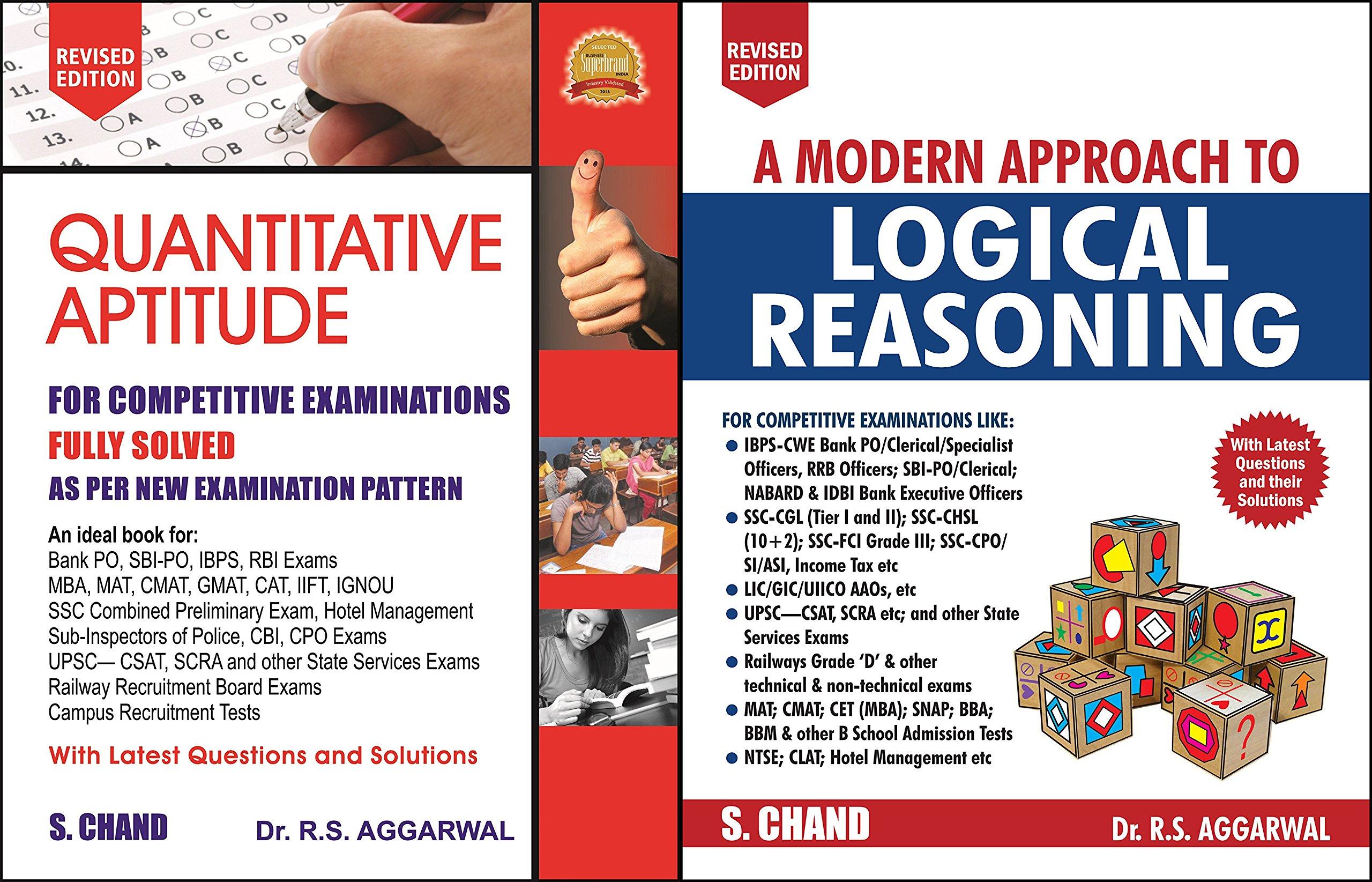Buy Quantitative Aptitude for Competitive Examinations with