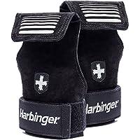 Harbinger Lifting Grips, Black