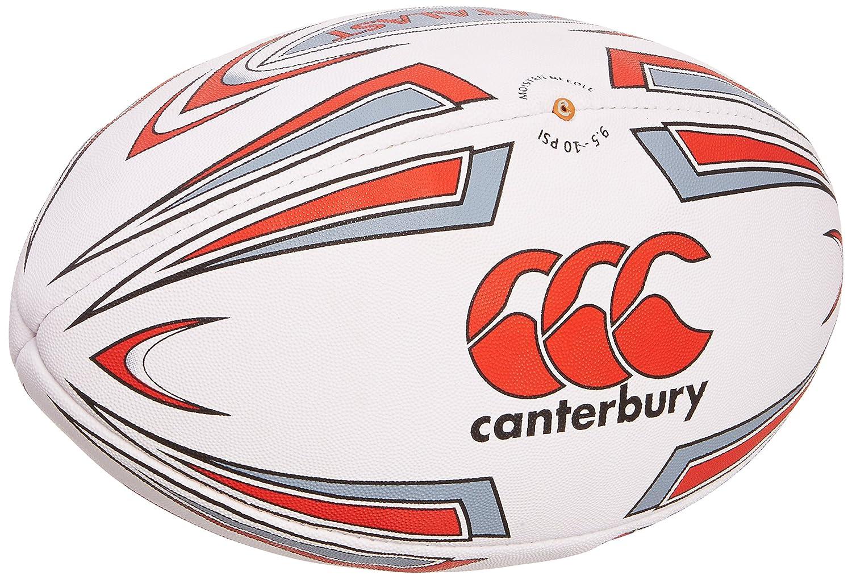 Canterbury - Pelota de Rugby Blanco Blanco Talla:Talla 5: Amazon ...