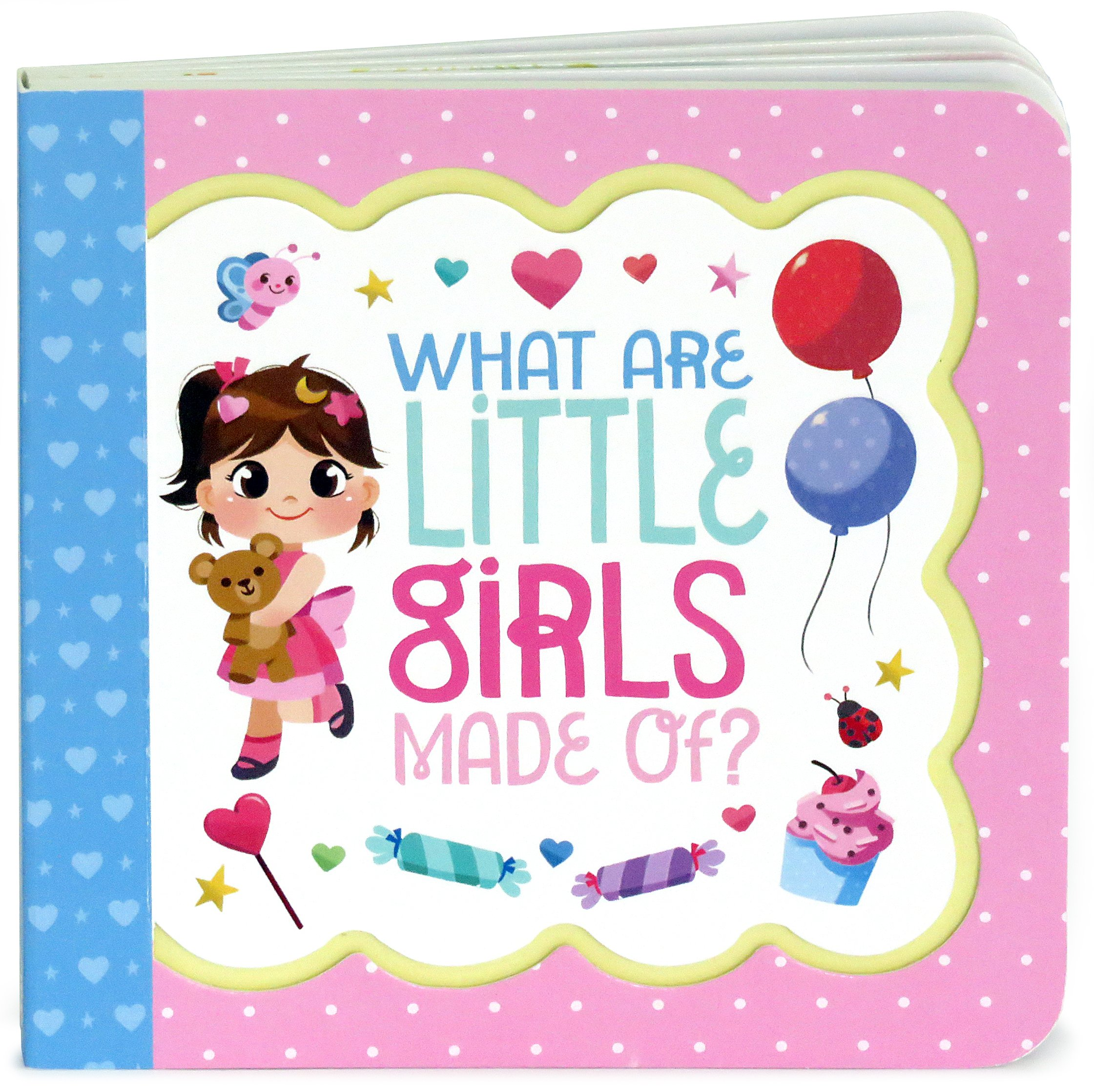 What Are Little Girls Made product image